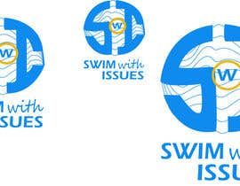 #47 untuk Design a Logo for SwimWithIssues swimming company oleh vinita1804