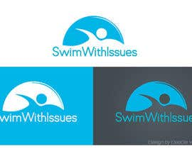 #25 untuk Design a Logo for SwimWithIssues swimming company oleh Masinovodja