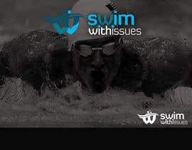 #51 untuk Design a Logo for SwimWithIssues swimming company oleh dezsign