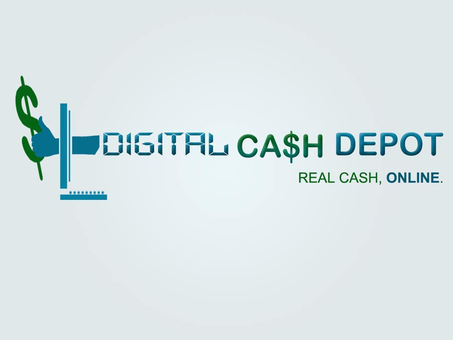 Inscrição nº 30 do Concurso para Design a Logo for Digital Cash Depot - An online site to help people find good loans at good rates