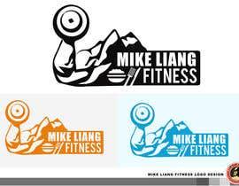 #31 untuk Design a Logo for Mike Liang Fitness oleh KilaiRivera
