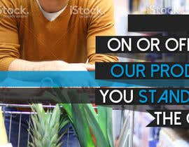#13 for Design a Banner for Facebook page by p3kacosta14
