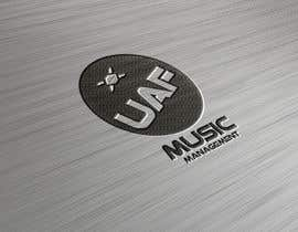 #25 for UAF Music Management - Logo contest af pjrrakesh