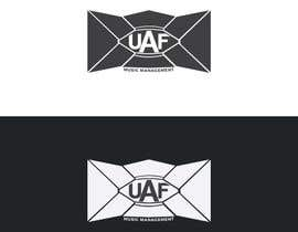 #14 for UAF Music Management - Logo contest af ContainGraphics