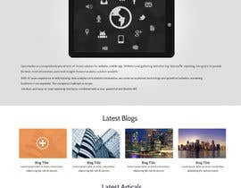 #49 para Redesign our homepage & more work for good entries por SadunKodagoda