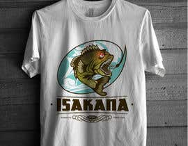 #3 for Design a T-Shirt for Isakana for $1,000 by biejonathan