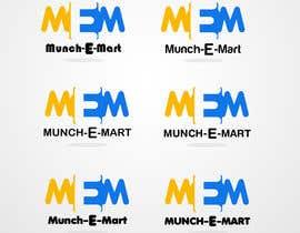 #9 for Design a Logo for Munch-E-Mart af dlanorselarom