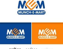 RBM777 tarafından Design a Logo for Munch-E-Mart için no 19