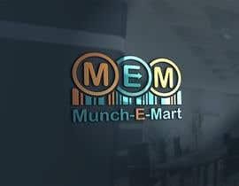 #101 for Design a Logo for Munch-E-Mart af Pato24