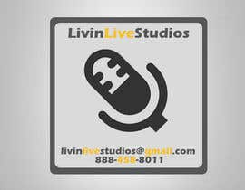 #8 for Design a Flyer for LivinLiveStudios by kecskenyaj
