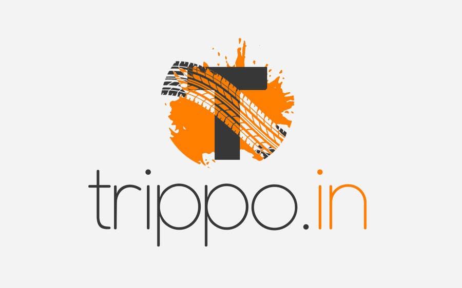 Penyertaan Peraduan #60 untuk Design a Logo for trippo.in