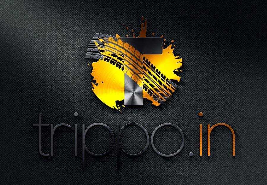 Penyertaan Peraduan #62 untuk Design a Logo for trippo.in