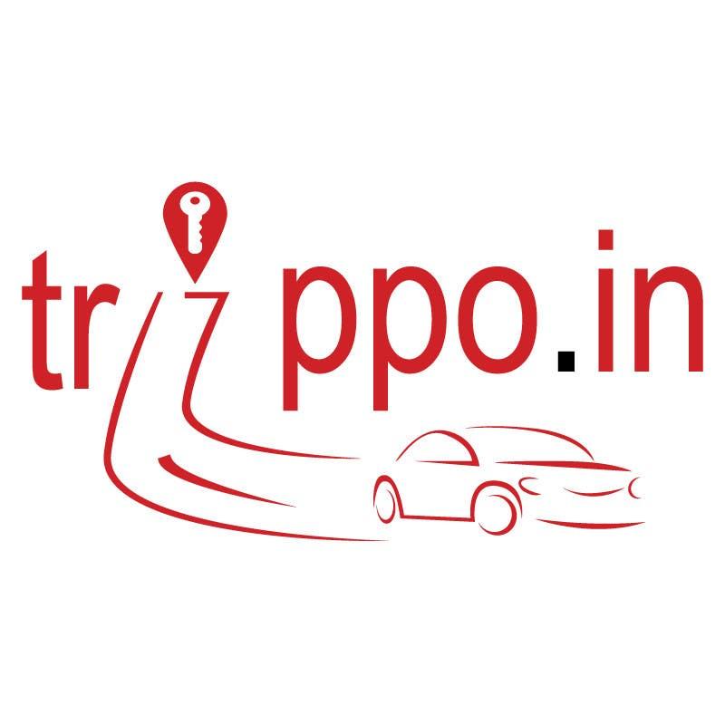 Penyertaan Peraduan #11 untuk Design a Logo for trippo.in
