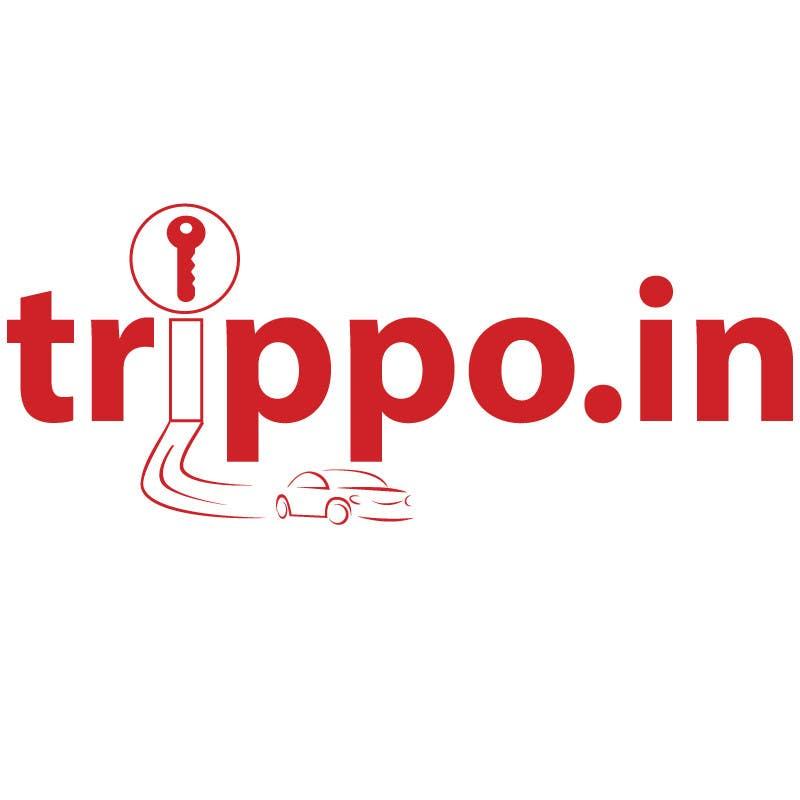Penyertaan Peraduan #12 untuk Design a Logo for trippo.in
