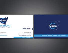 #15 for Design some Business Cards for NSE af aminur33