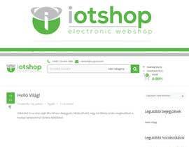 #5 untuk Create Logo desing for our electronic webshop oleh strezout7z