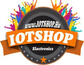 #12 cho Create Logo desing for our electronic webshop bởi DavidTawfik