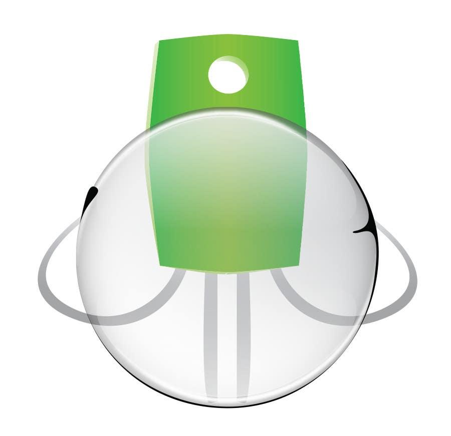 Penyertaan Peraduan #17 untuk Create Logo desing for our electronic webshop