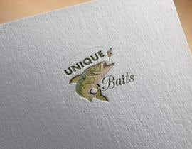 #22 untuk Design a Logo for Unique Baits oleh annievisualart