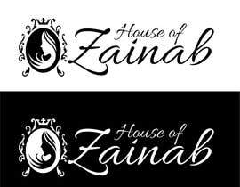 #63 untuk Design a Logo for House of Zainab oleh femi2c