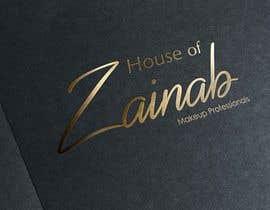 #54 untuk Design a Logo for House of Zainab oleh mavrilfe