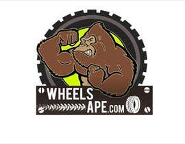 #68 for Build a logo for WheelsApe.COM ! af aviral90