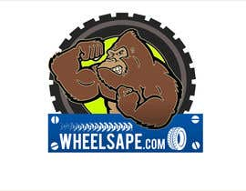 #69 for Build a logo for WheelsApe.COM ! af aviral90