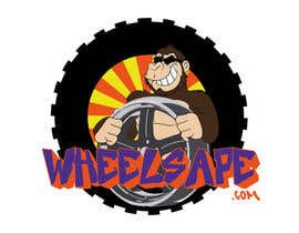 #44 for Build a logo for WheelsApe.COM ! af heberomay