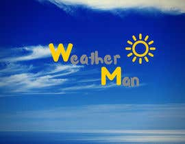 Shubham102 tarafından Design a Logo for WeatherMan için no 7