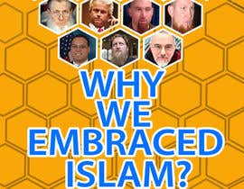"#8 for Redesign ""WHY WE EMBRACED ISLAM?"" sticker by KhawarAbbaskhan"