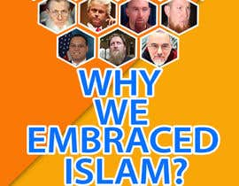 "#9 for Redesign ""WHY WE EMBRACED ISLAM?"" sticker by KhawarAbbaskhan"