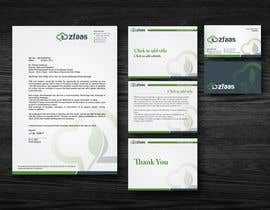 #10 for Design some Business Cards, stationery and a Powerpoint slide template for zfaas Pty Ltd by ConceptFactory