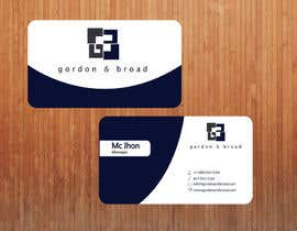 nº 1 pour Design a Business Cards par McMamun