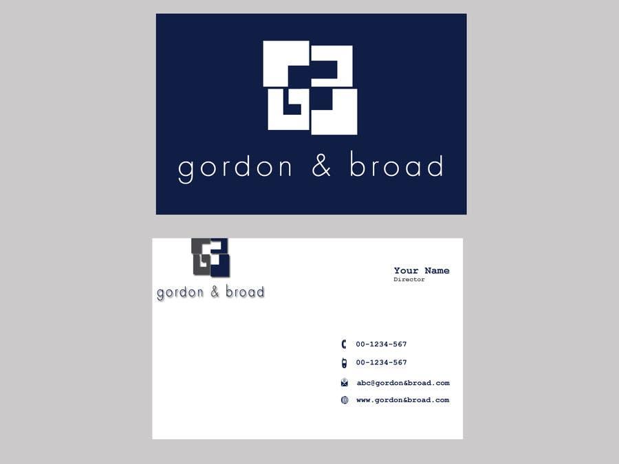 Inscrição nº                                         13                                      do Concurso para                                         Design a Business Cards