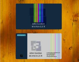 nº 29 pour Design a Business Cards par kukuhsantoso86