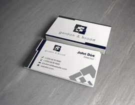nº 22 pour Design a Business Cards par raywind