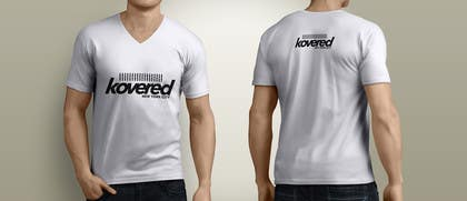 #69 untuk Kovered T-Shirt oleh BDamian