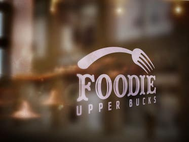 #242 untuk Design a Logo for Upper Bucks Foodie oleh billsbrandstudio