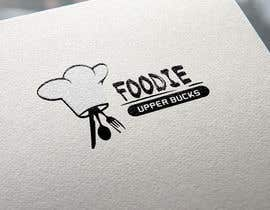 #81 untuk Design a Logo for Upper Bucks Foodie oleh HLMDesign