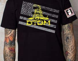 #33 for Firearms T-Shirt by sottosen
