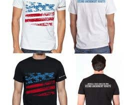 #30 for Firearms T-Shirt by VikiFil