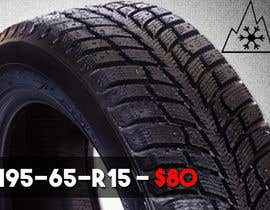 #4 cho Design an Advertisement for Tires bởi spiderpvtltd
