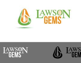 #1 for Design a Logo for Lawson Gems by viclancer