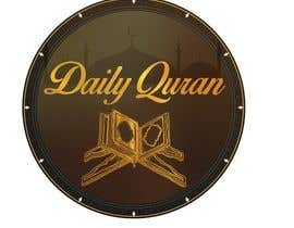 #45 for Design a Logo for Daily Quran af EvaLisbon