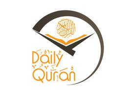 #35 for Design a Logo for Daily Quran af obayomy