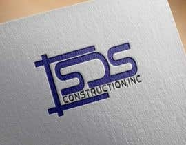 #43 for Design a Logo for SDS Construction, Inc. af indunil29