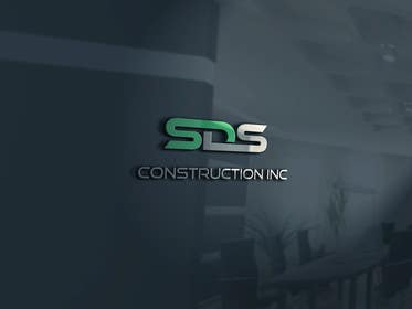 #52 for Design a Logo for SDS Construction, Inc. af Anatoliyaaa