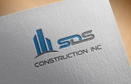 #62 for Design a Logo for SDS Construction, Inc. af Anatoliyaaa