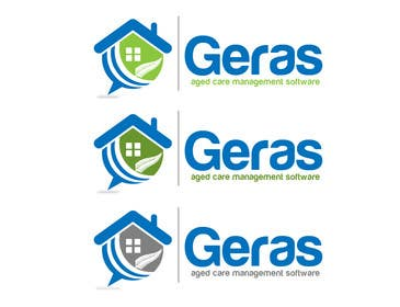#125 for Develop a product logo for Geras (an aged care/rest home management software) by rraja14