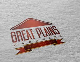 #18 for Design a Logo for Great Plains Hardware by ASHERZZ